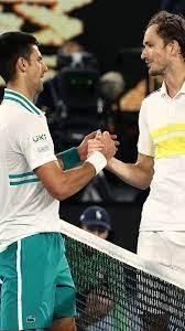 Novak Djokovic is the man under ...