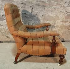 antique library chair victorian
