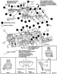 96 cobra plug wire diagram mustangforums com just because i have this laying around