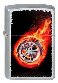 (205 <b>Tire</b> On Fire) | <b>зажигалка ZIPPO</b> купить оригинал