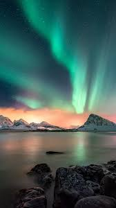 Wallpaper Aurora Android 2020 Android Wallpapers