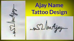 ajay name wallpaper 1280x720
