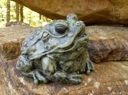 garden frog statue. Like This Item? Garden Frog Statue