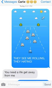 They See Me Rollin They Hatin Emoji Funny Emoji Pictures Copy And Paste Major Magdalene