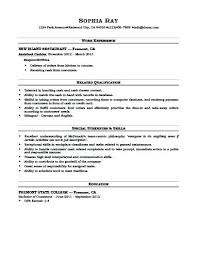 Sample Resume Cashier Best Of Sample Resume For A Cashier Cashier Resume Template Free Download
