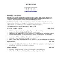 Oil And Gas Resume Objective Sidemcicek Com