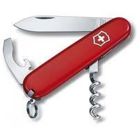 «<b>Нож перочинный Victorinox</b> Waiter (0.3303) красный ...