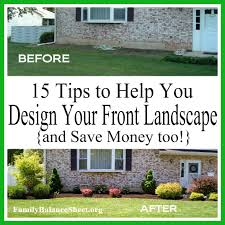 Small Picture Front Yard Landscape Ideas For Partial Sun The Garden Inspirations