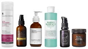 my cur free skincare routine