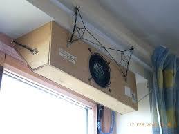 garage door exhaust port garage door vent lovely pleasant garage heater b vent for modern vent