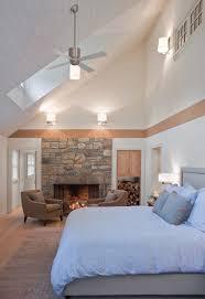 ceiling fan for slanted modern best fans sloped ceilings vaulted 485 astonbkk com in regarding 6