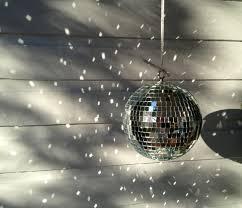 Mini Disco Ball Decorations I'm like Gollum But much taller Victoria Elizabeth Barnes 83