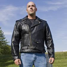 Interstate Leather Jacket Size Chart Allstate Leather Inc Mens Leather Motorcycle Jacket Al2022 50