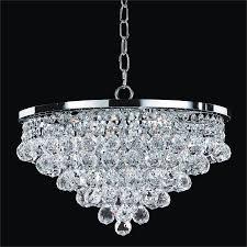 crystal ball light fixture vista 628fd15sp 7c