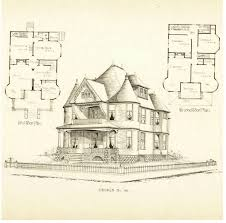 Old House Plans  Free House PlansHistoric Homes Floor Plans