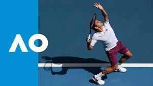 Roger Federer vs Tennys Sandgren - Match Highlights (QF)