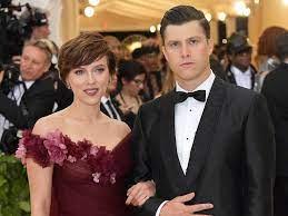 Scarlett Johansson said her first ...