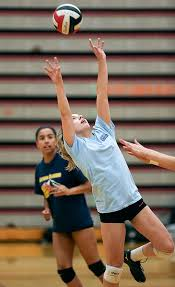 Q&A with Mountlake Terrace volleyball player Sophie Parsons   HeraldNet.com    Volleyball players, Soccer players, Players