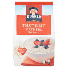 picture showing quaker instant oatmeal 1 2kg