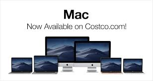 mac now available on costco com