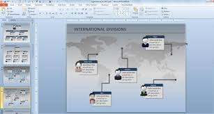 Make An Org Chart Free Powerpoint Template Org Chart Free Resume Samples