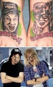 смешно до слез 20 неудачных татуировок прифотошопленных к реальным