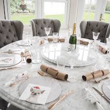 at chouquette s bespoke marble dining room table made by marb onyx and pepper mill