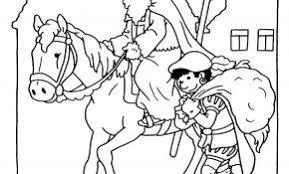 Kleurplaat Paard Van Sinterklaas Kleurplaat Voor Kinderen