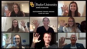 Outstanding Seniors Honored by Baylor School of Education [06/11 ...