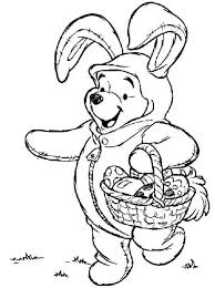 Top 10 Free Printable Disney Easter Coloring Pages Online Coloring