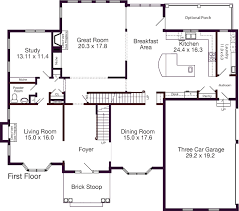 clever design how is 3800 square foot house plans 14