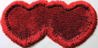 home interior focus heart shaped rug com cinnamon braided kitchen dining from heart shaped