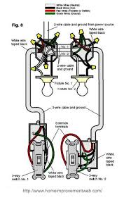 electrical how do i wire 3 way switches where the power comes in three way switches are often wired from switch to switch three wire cables in that design if the power comes directly to a switch then you only need
