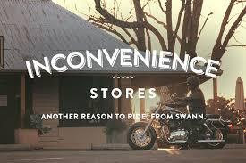 swann inconvenience s