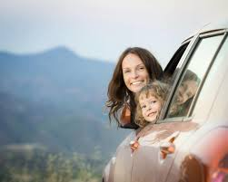 road trip dad may be the better driver but most kids want to travel with mom