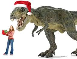 Image result for Tyrannosaurus Rex Christmas