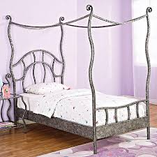 Parisian Twin Size Canopy Bed - Sam's Club