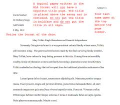 title page examples the standard format for an mla title page is having no title page at all the official way to format an mla paper is putting the title and other informative