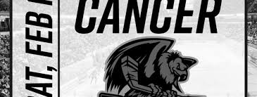 blackout cancer jersey off our backs auction for charity plus win one to be given away this game is part of the big 6 pack and the lower bowl will sell