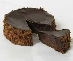 send double fudge chocolate cake 2lb on cakes to stan