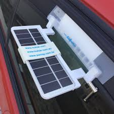 Solar Power Cooler The Perfect Tool For Keeping Your Car Cool In The Summer Heat