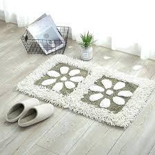 white woven rug white green grass floor woven rug stair flower carpets for kitchen living room white woven rug