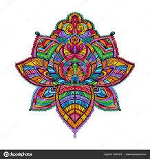 лотос татуировка вектор векторное изображение Yulianas 131887218