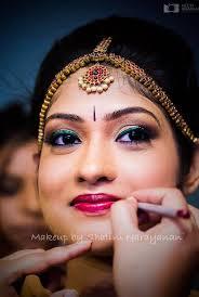 makeup profile by shalini narayanan