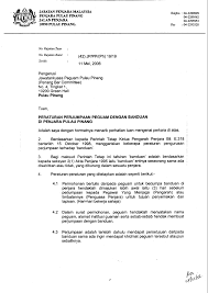 Best Solutions Of Ideas Collection Sample Official Letter Malaysia