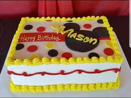 Mickey Mouse Cakes Be Equipped Mickey Mouse Cupcake Birthday Cake Be