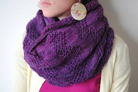 Knitted Infinity Scarf Pattern New Inspiration Ideas