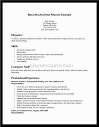 Resume Examples For Landscape Architect