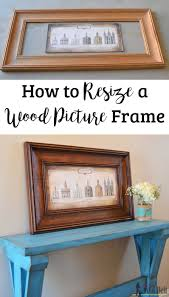 when the wrong sized picture frame is too good of a deal to pass up