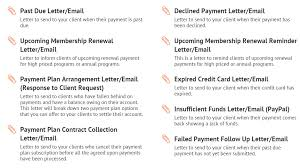 payment request letter to client payment letter template kit forms examples